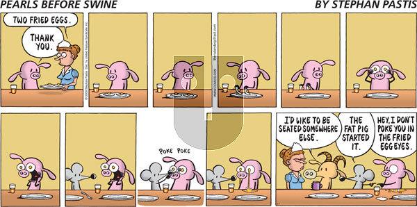Pearls Before Swine - Sunday June 7, 2009 Comic Strip