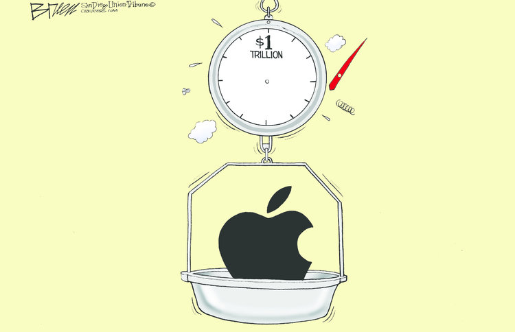Steve Breen for Aug 3, 2018 Comic Strip