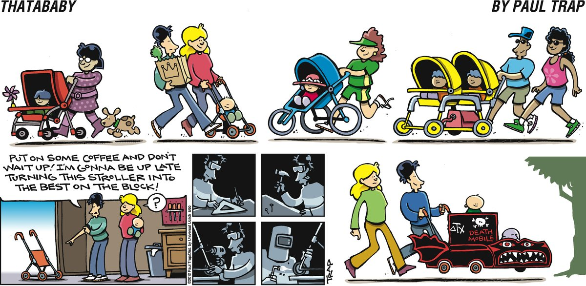 Thatababy for May 20, 2012 Comic Strip