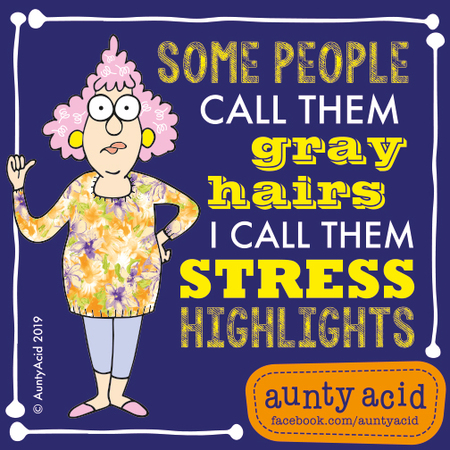 Aunty Acid by Ged Backland for March 18, 2019