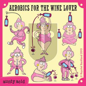 Aunty Acid on Tuesday July 21, 2015 Comic Strip