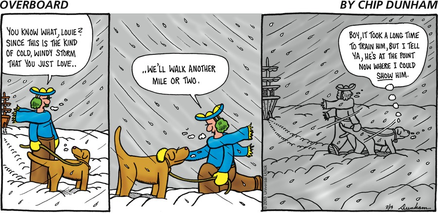 Overboard for Feb 14, 2010 Comic Strip