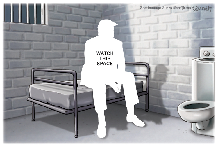 Clay Bennett by Clay Bennett for September 29, 2019