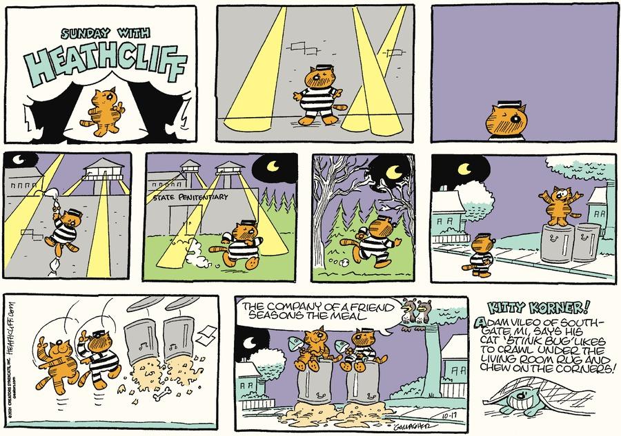 Heathcliff by George Gately on Sun, 17 Oct 2021