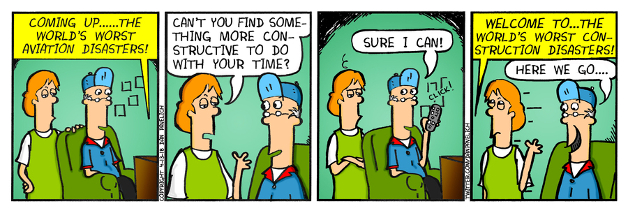 Just Say Uncle by Dan Pavelich for April 13, 2019