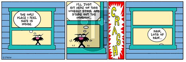 Crumb on Saturday February 13, 2021 Comic Strip