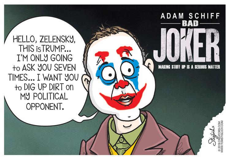 Tom Stiglich Comic Strip for October 02, 2019
