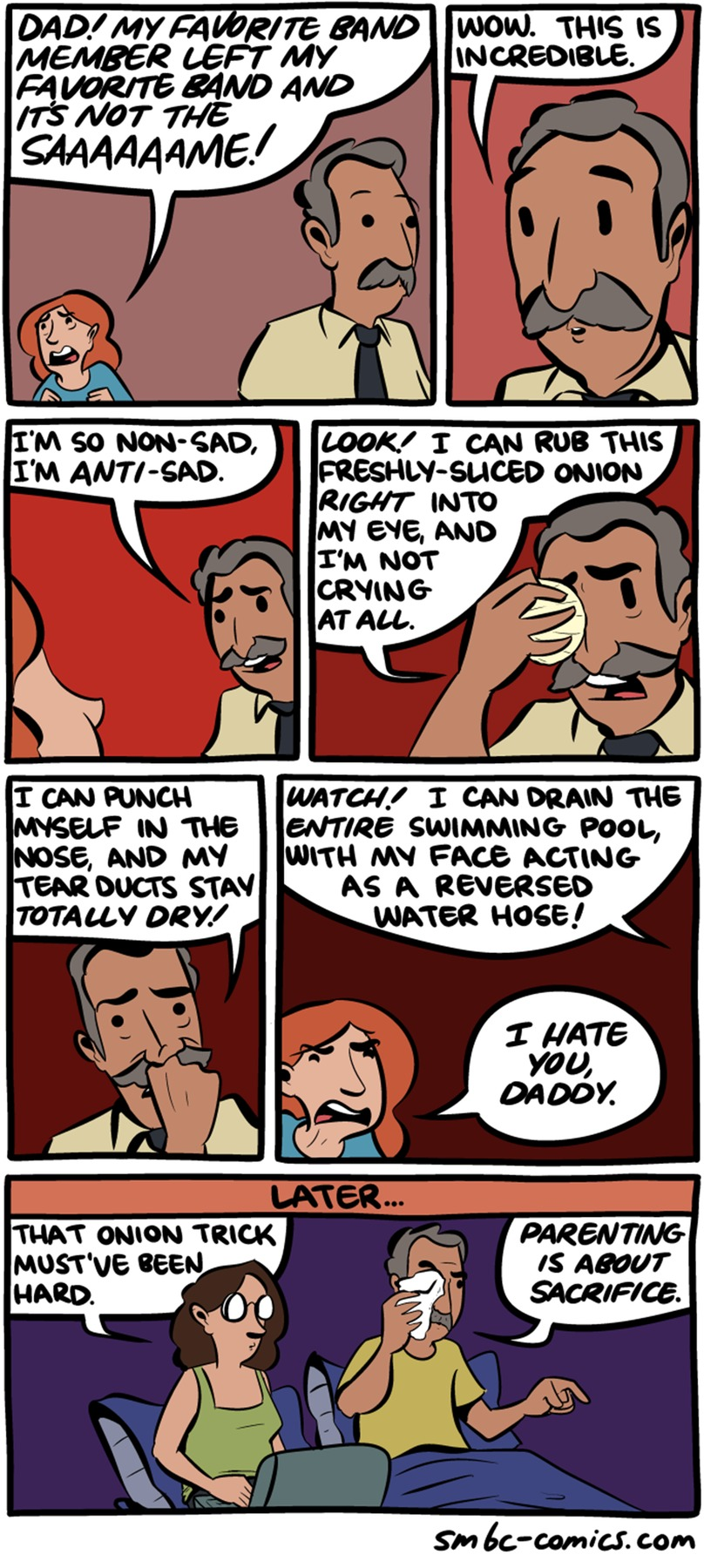 Saturday Morning Breakfast Cereal Comic Strip for June 26, 2016
