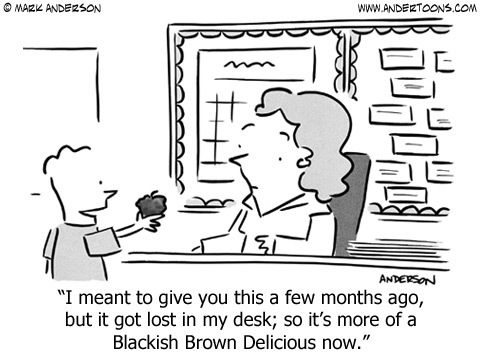 Andertoons Comic Strip for July 19, 2015