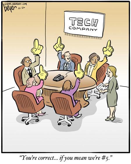 Long Story Short Comic Strip for April 07, 2021