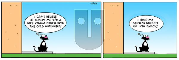 Crumb on Monday January 20, 2020 Comic Strip