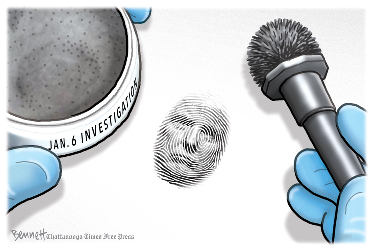 Clay Bennett Comic Strip for July 27, 2021