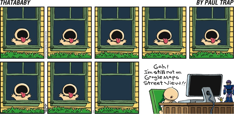 Thatababy Comic Strip for October 20, 2013