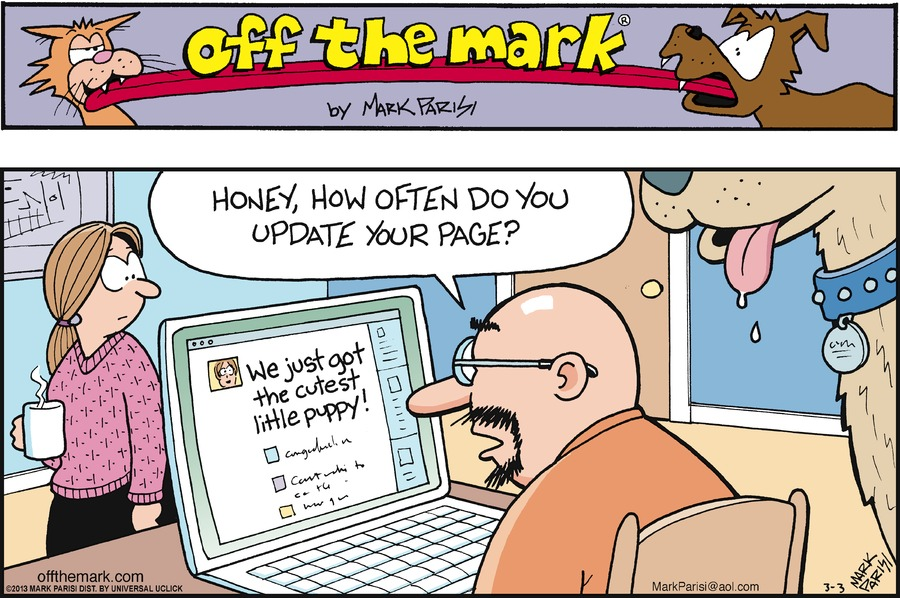 Off the Mark for Mar 3, 2013 Comic Strip