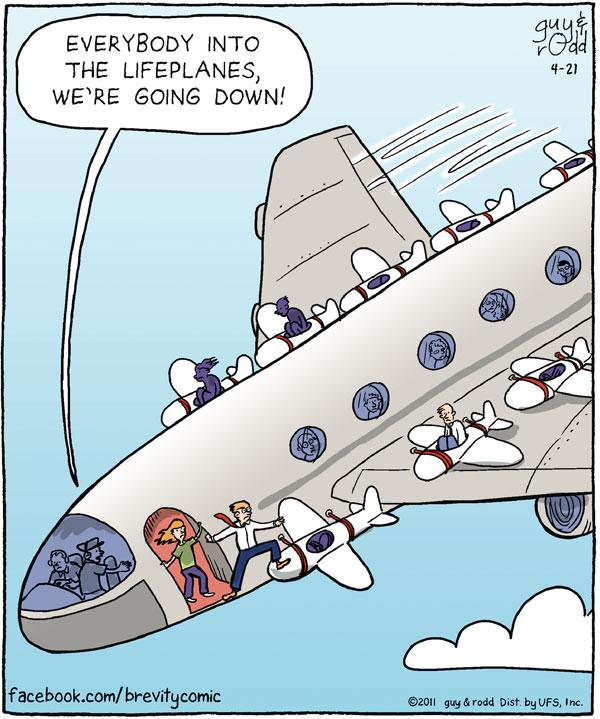 Brevity Comic Strip for April 21, 2011
