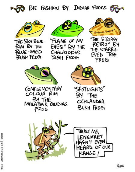 Green Humour Comic Strip for October 13, 2019
