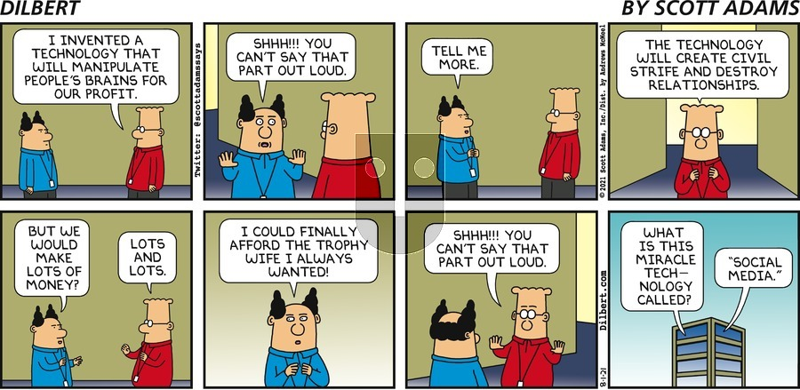 Purchase Comic Strip for 2021-08-01
