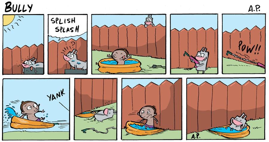 Bully Comic Strip for June 06, 2021