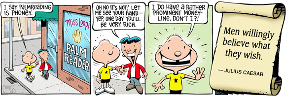 Brain Squirts Comic Strip for October 14, 2019