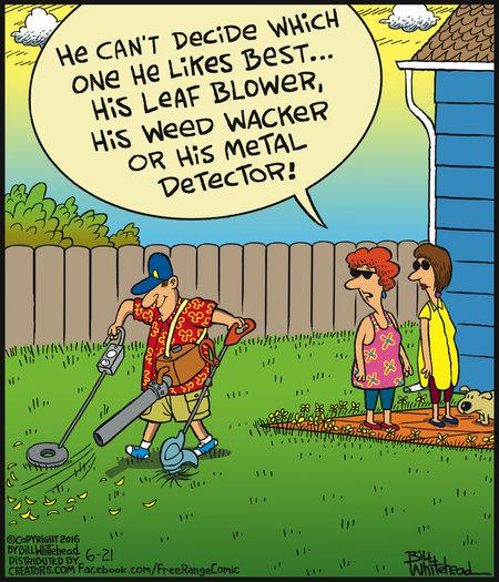 Free Range Comic Strip for June 21, 2016