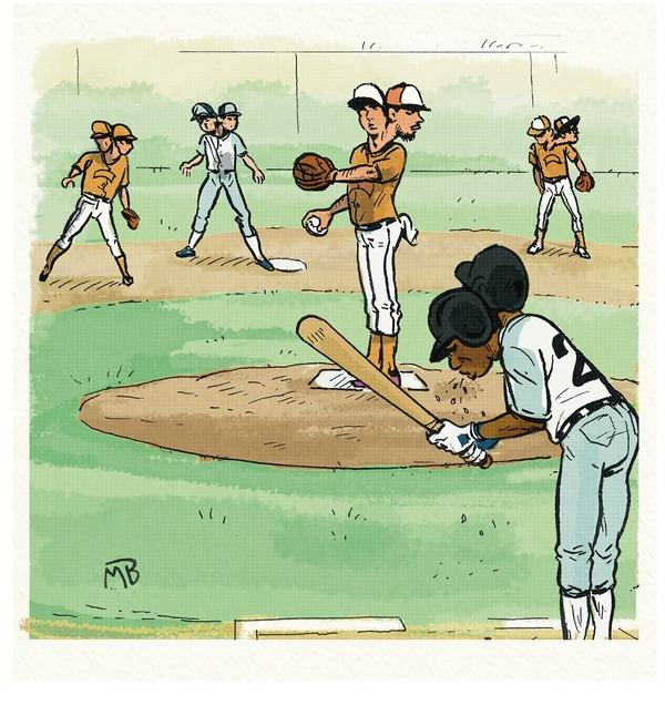 Baseball doubleheader