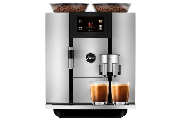 For the coffee obsessed, a new Jura model is a beauty with impressive skills. It makes 28 specialties of espresso, coffee, cappuccino, caffe latte, flat white, cortado. Coffee and hot milk/foam can be prepared simultaneously, with a one-button process for five individual coffees or jug up to 80 ounces. There's a 4.3-inch color touch screen display, and you can use artificial intelligence via a self-learning algorithm to create personal preferences. It's pricy at $5,999 -- but it's like having a barista on call.