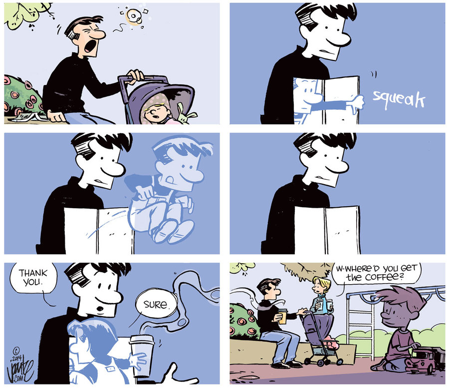 The Norm Classics Comic Strip for June 18, 2021