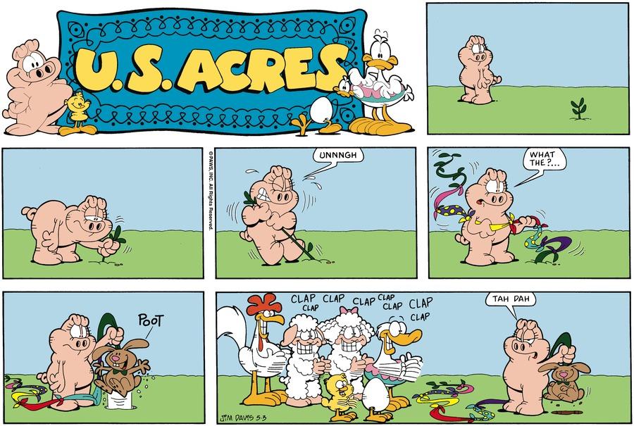 U.S. Acres for Apr 29, 2012 Comic Strip