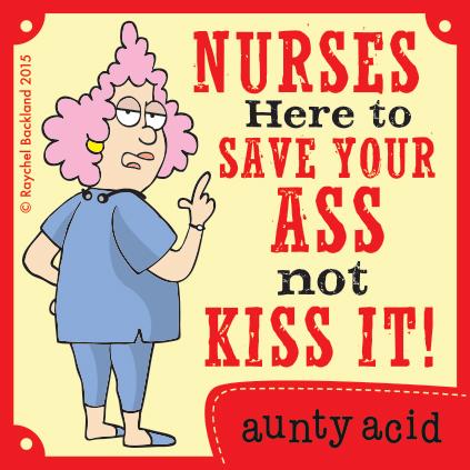 Aunty Acid for Jun 29, 2015 Comic Strip