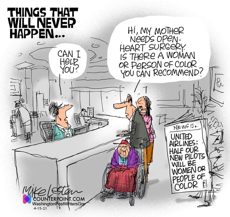 Mike Lester Comic Strip for April 13, 2021