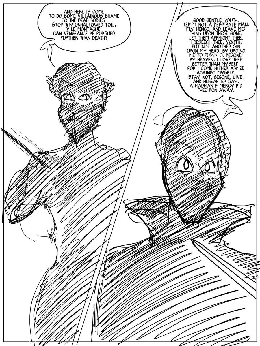 Pibgorn Sketches for Aug 4, 2014 Comic Strip