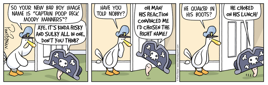Ollie and Quentin Comic Strip for March 03, 2021