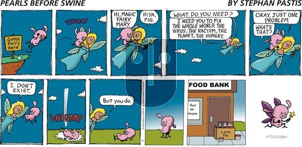 Pearls Before Swine - Sunday August 2, 2020 Comic Strip