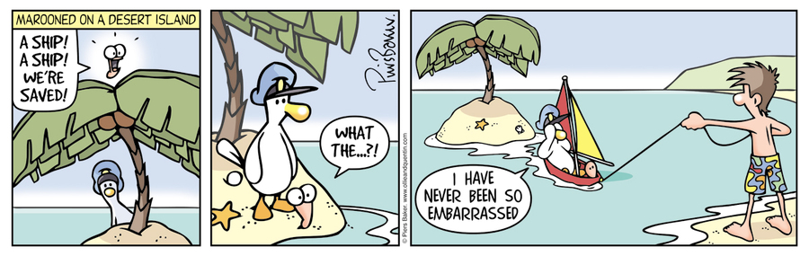 Ollie and Quentin for Mar 11, 2016 Comic Strip
