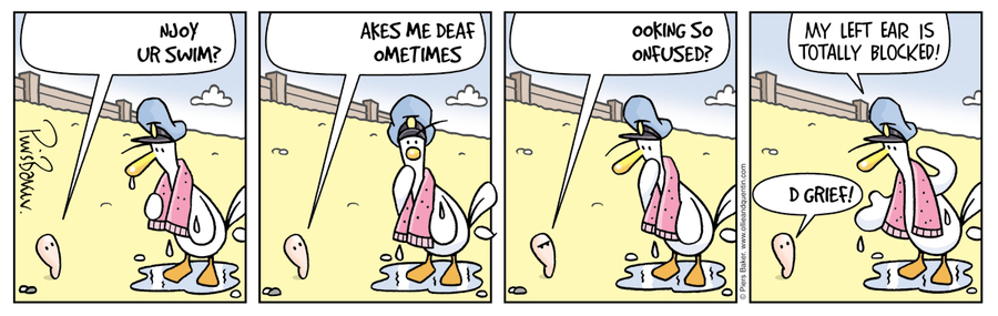 Ollie and Quentin for May 6, 2013 Comic Strip