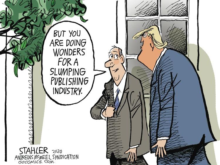 Jeff Stahler Comic Strip for June 21, 2020