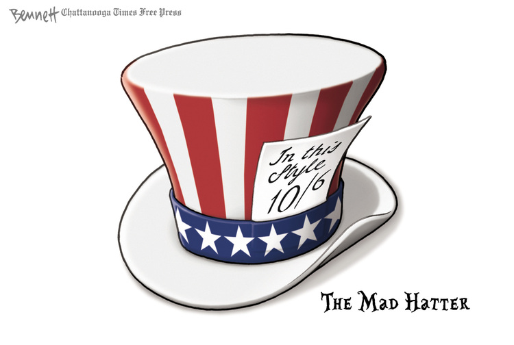 Clay Bennett Comic Strip for January 11, 2019