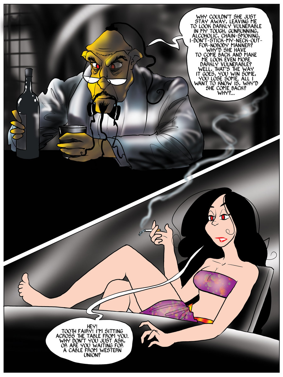 Pibgorn for Feb 23, 2018 Comic Strip