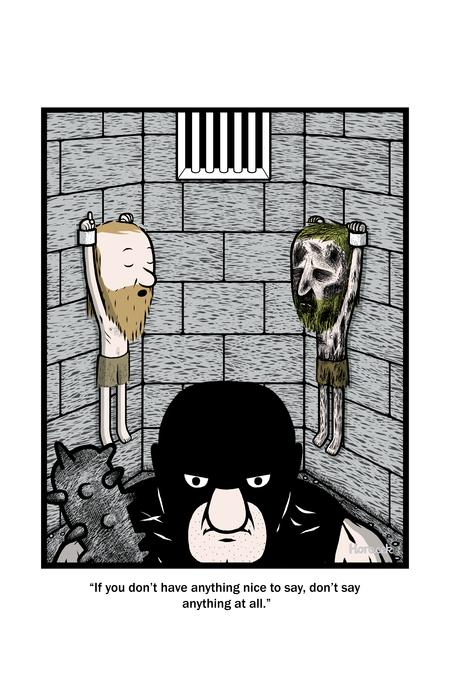 Foolish Mortals Comic Strip for November 12, 2018