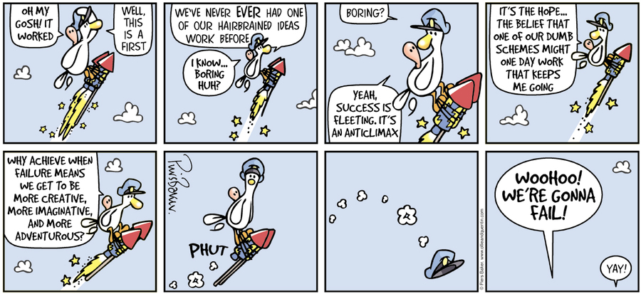 Ollie and Quentin Comic Strip for March 13, 2016