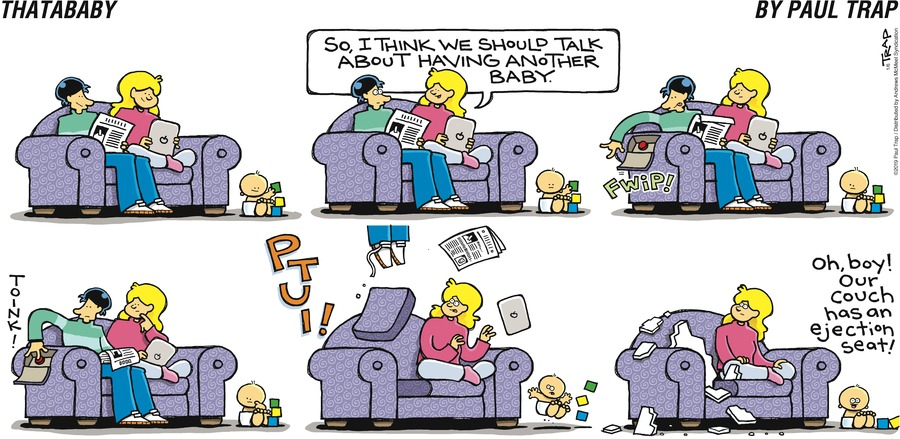 Thatababy Comic Strip for January 06, 2019