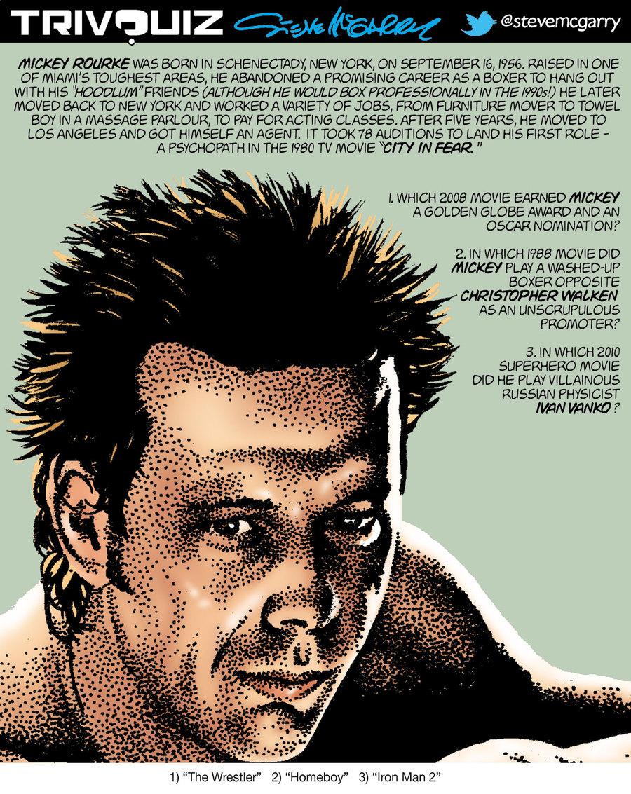 Trivquiz Comic Strip for September 16, 2020