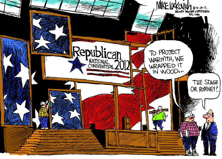 Mike Luckovich for Aug 29, 2012 Comic Strip