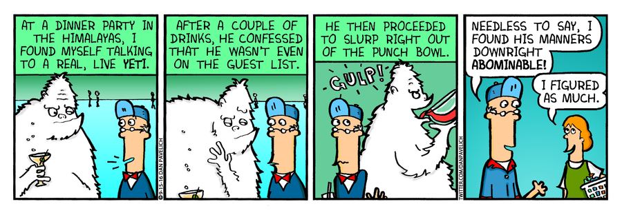 Just Say Uncle Comic Strip for September 21, 2018