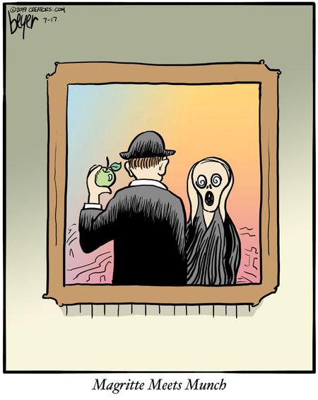 Long Story Short Comic Strip for July 17, 2019