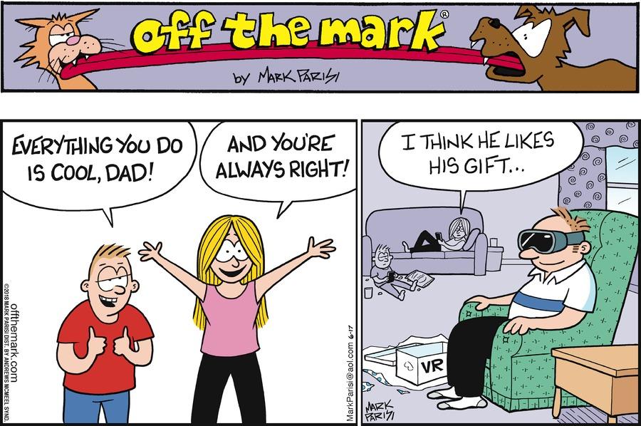Off the Mark for Jun 17, 2018 Comic Strip