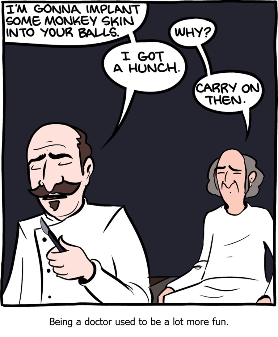 Saturday Morning Breakfast Cereal Comic Strip for August 23, 2015