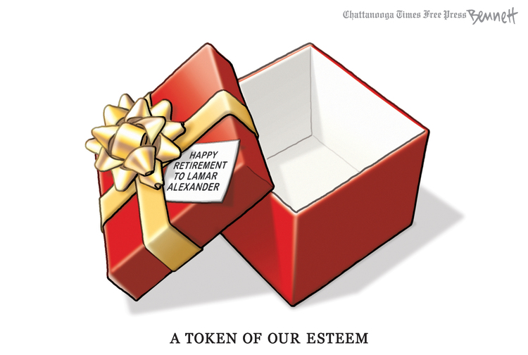 Clay Bennett by Clay Bennett on Wed, 23 Sep 2020