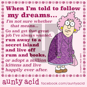 Aunty Acid on Thursday December 12, 2019 Comic Strip