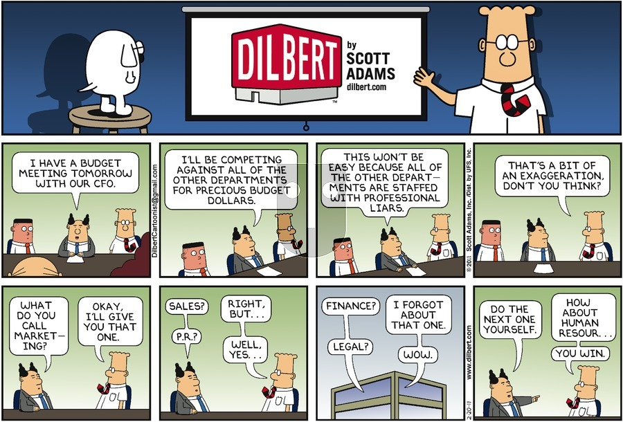Purchase Comic Strip for 2011-02-20
